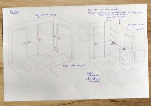 Décoration-intérieur_Coaching-décoration_Montpellier_entrée