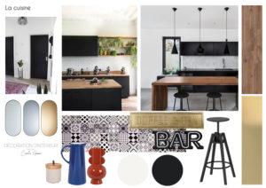 Coaching_decoration_maison_Nimes_Planche d'ambiance_Cuisine