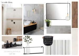 Coaching_decoration_maison_Nimes_Planche d'ambiance_Salle d'eau